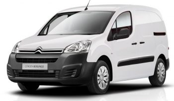 Citroen Berlingo L1 1.6 BlueHDi 850 Enterprise 100ps