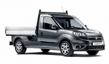 FIAT Doblo L2 1.3 Multijet 16V 95 Work Up Dropside