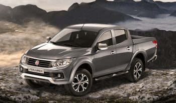 FIAT Fullback 2.4 180hp LX D/Cab Pick Up Auto