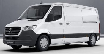 Mercedes Sprinter Panel Van Premium 12 month lease