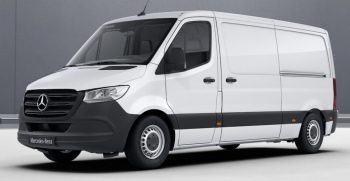 Mercedes Sprinter Panel Van 12 month lease