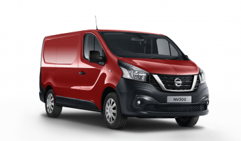 Nissan NV300 Lease