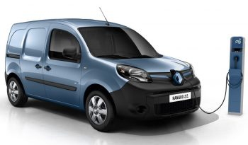 Renault Kangoo ZE ML20 33 Business EV Van
